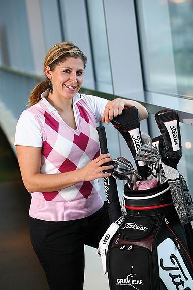 Dá sa to nazvať zmenou atmosféry v ženskom golfe? cítiš to aj ty