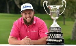 Golfer Andrew Johnston during the Final of Open Golf Spain in Sotogrande on Wednesday 16 April 2016., Image: 281908071, License: Rights-managed, Restrictions: May not be licensed in Portugal. May not be licensed in Spain., Model Release: no, Credit line: Profimedia, Gtres Online
