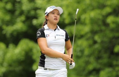 ANN ARBOR, MI - MAY 26: Sei Young Kim from Seoul hits her tee shot on the seventh hole during the first round of the LPGA Volvik Championship on May 26, 2016 at Travis Pointe Country Club Ann Arbor, Michigan.   Leon Halip, Image: 286918286, License: Rights-managed, Restrictions: , Model Release: no, Credit line: Profimedia, Getty images