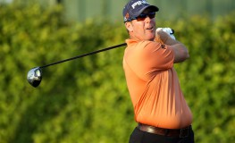 ORLANDO, FL - MARCH 13:  D.A.Points of the USA hits his tee shot at the ninth hole during the first round of the 2008 Arnold Palmer Invitational presented by Mastercard at the Bay Hill Golf Club and Lodge, on March 13, 2008 in Orlando, Florida., Image: 57721261, License: Rights-managed, Restrictions: , Model Release: no, Credit line: Profimedia, Getty images