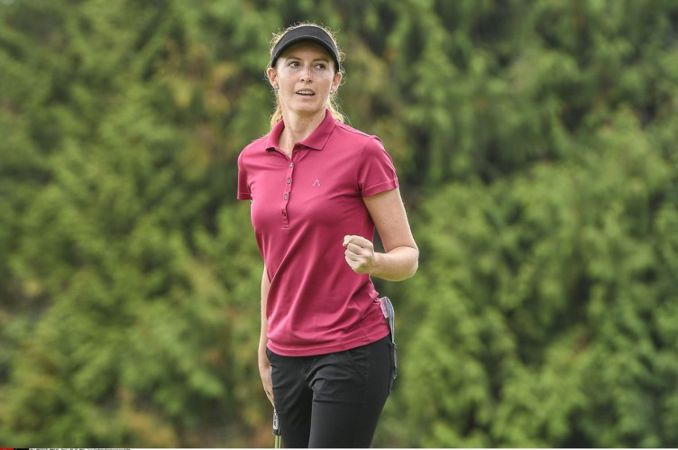 Florentyna PARKER (ENG) LACOSTE Ladies - Open de France held the Golf of Chantoco in Saint-Jean-de-Luz, FRANCE//SPORTSVISION_0803.4162/Credit:Coudert/Sportsvision/SIPA/1610131315, Image: 302690102, License: Rights-managed, Restrictions: , Model Release: no, Credit line: Profimedia, TEMP Sipa Press